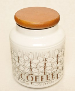 HORNSEA CARISMA / Coffee Canister (M)