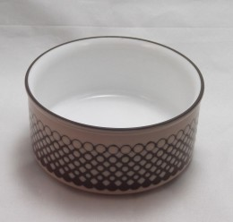 HORNSEA Coral / Cereal Bowl