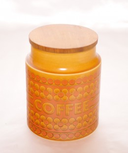 HORNSEA SAFFRON / Coffee CANISTER (M)