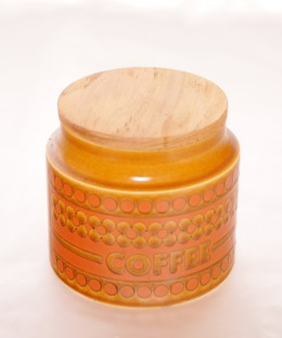 HORNSEA SAFFRON / Coffee CANISTER (S)