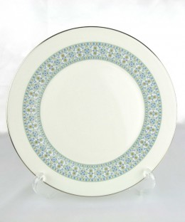 ROYAL DOULTON COUNTERPOINT / 27cm Dinner plate