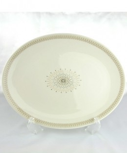 ROYAL DOULTON Morning Star / Oval Plate