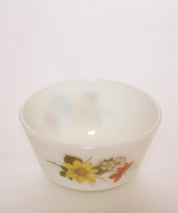 JAJ PYREX Autumn Glory / Sugar Bowl