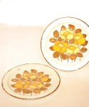 Midwinter Summer / 22.4cm Plate 2 Pieces SET
