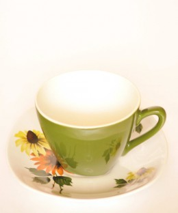 Midwinter Daisy Time / Demmi-Tasse Cup & Saucer