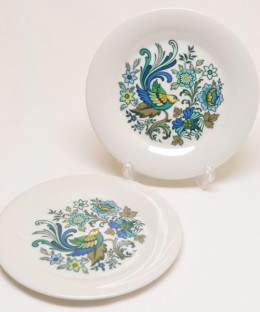 ROYAL DOULTON EVERGRADE / Cake Plate 2 pieces SET