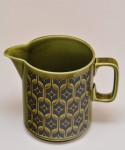 HORNSEA HEIRLOOM HEIRLOOM / Creamer (L) Green